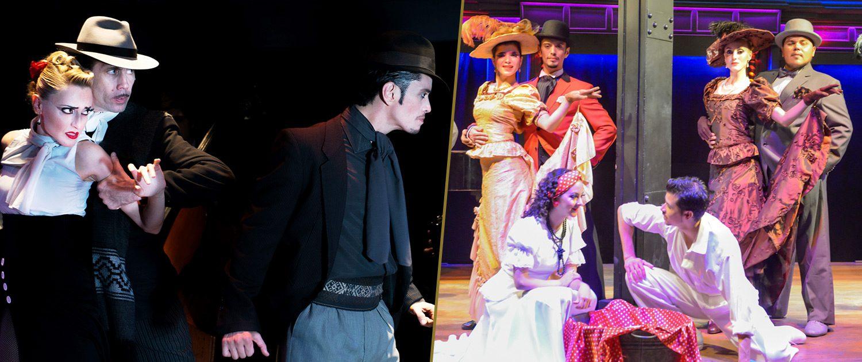 tango cena show